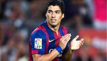 FC Barcelone: Suarez de retour après deux semaine d'absence