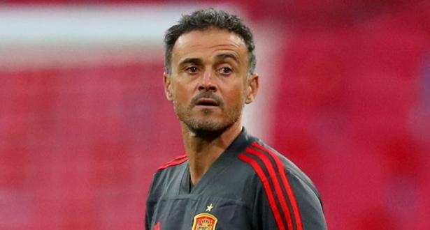 إنريكي يرحل عن المنتخب الإسباني