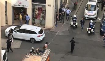 جرحى في انفجار بشارع وسط ليون الفرنسية