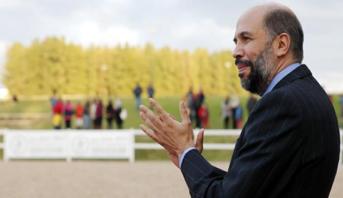 انتخاب مولاي عبد الله العلوي عضوا بلجنة التضامن للاتحاد الدولي للفروسية