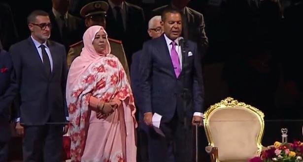 الأمير مولاي رشيد يفتتح منافسات الألعاب الإفريقية بالرباط