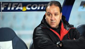 التونسي معلول مدربا للمنتخب السوري لكرة القدم
