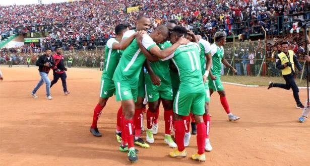 منتخب مدغشقر يتأهل إلى أمم إفريقيا لأول مرة في تاريخه