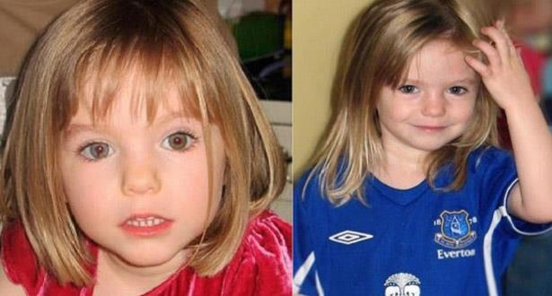 مستجدات تعيد قضية اختفاء الطفلة مادلين إلى الواجهة