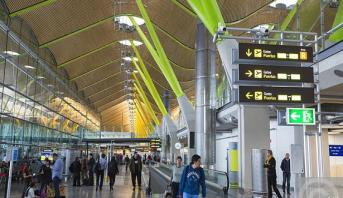 إسبانيا .. استئناف حركة النقل الجوي بمطار مدريد