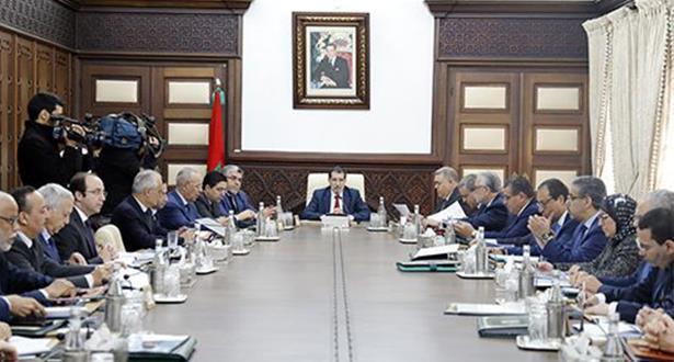 جدول أعمال مجلس الحكومة الخميس 14 فبراير