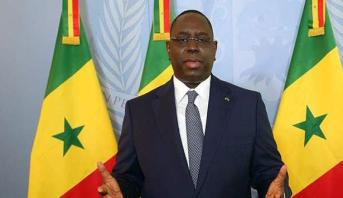"""الرئيس السنغالي يشيد بـ """"حس الرزانة وضبط النفس"""" لدى المغرب في التعامل مع ملف الكركرات"""