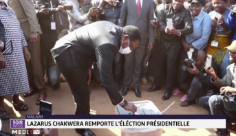 Malawi: Lazarus Chakwera remporte l'élection présidentielle