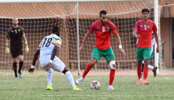 مباراة ودية .. المنتخب الوطني للاعبين المحليين يفوز على المنتخب المالي