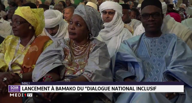 "Lancement à Bamako du ""dialogue national inclusif"""