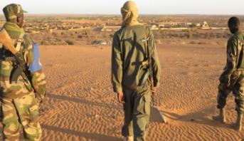 Burkina Faso: cinq soldats tués dans le Nord