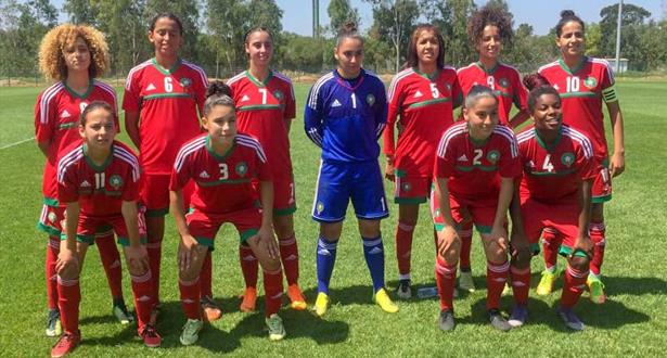 كرة القدم ..سيدات المغرب يهزمن مالي برباعية