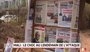 Mali: 21 militaires tués dans l'attaque d'un camp de l'armée