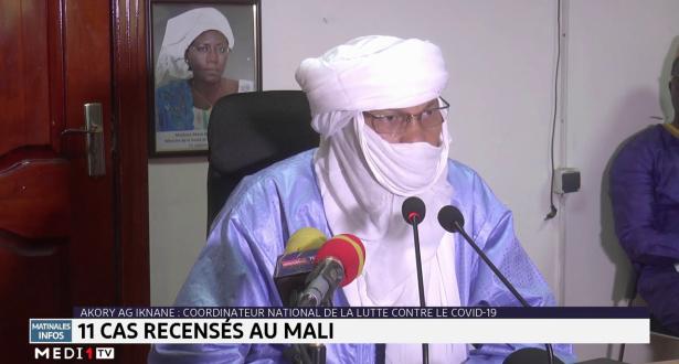 Coronavirus: 11 cas recensés au Mali