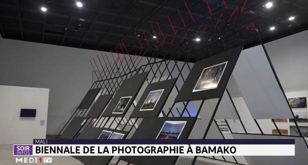 Biennale de la photographie à Bamako