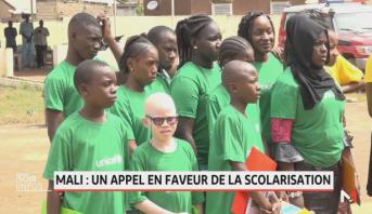 Mali: un appel en faveur de la scolarisation