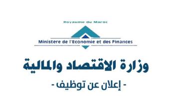 مناصب شاغرة في وزارة الاقتصاد والمالية