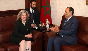 Washington veut renforcer les relations avec le Maroc dans divers domaines