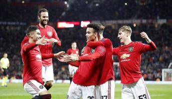 """""""يوروبا ليغ"""" .. مانشستر يونايتد وانتر أبرز المرشحين لرفع الكأس في ألمانيا"""