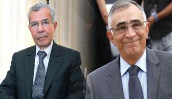 Entretien de deux conseillers du Roi à l'AFP