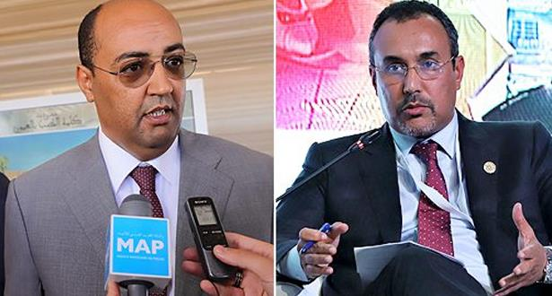 Droits de l'Homme au Sahara: Ould Errachid et El Khattat condamnent les allégations calomnieuses algéro-polisariennes
