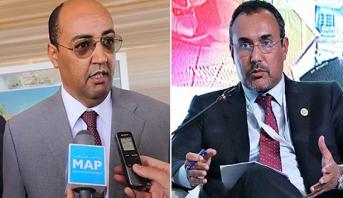 """Sahara: les présidents des régions Laâyoune-Sakia El Hamra et Dakhla-Oued Eddahab dénoncent la propagande de l'Algérie et du """"Polisario"""""""