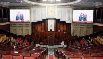 """El Guerguarat: les groupes parlementaires de la majorité saluent la gestion """"sage"""" et """"résolue"""" par le Roi Mohammed VI du dossier du Sahara marocain"""
