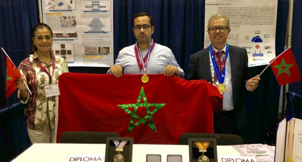 تتويج المغرب بـ 3 ميداليات فضية و6 جوائز دولية في معرض سيليكون فالي