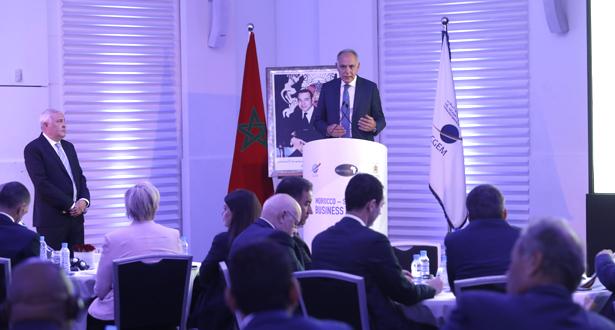 حوار أعمال رفيع المستوى حول الشراكة الاقتصادية بين المغرب وجنوب إفريقيا