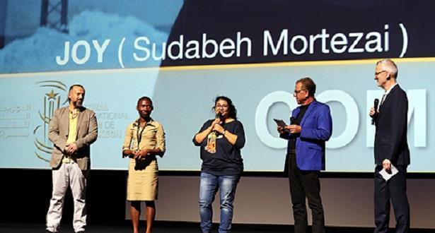 """تتويج الفيلم النمساوي """"جوي"""" بالجائزة الكبرى """"النجمة الذهبية"""" لمهرجان مراكش"""