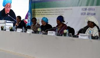 مراكش.. انطلاق أشغال الاجتماع الـ 20 لآلية التنسيق الإقليمي لإفريقيا