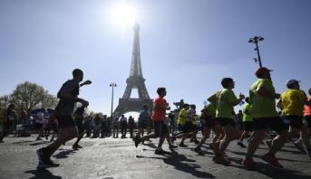 France: le marathon de Paris de nouveau reporté