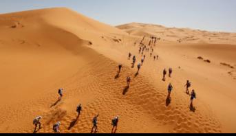 La 35ème édition du Marathon des sables reportée à 2021
