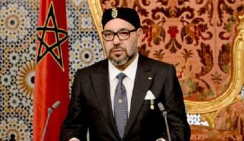 Discours royal: Notre continent est au cœur de notre politique