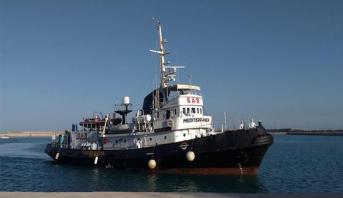 أول سفينة إنقاذ مهاجرين ترسو في ميناء صقلية منذ أبريل 2020