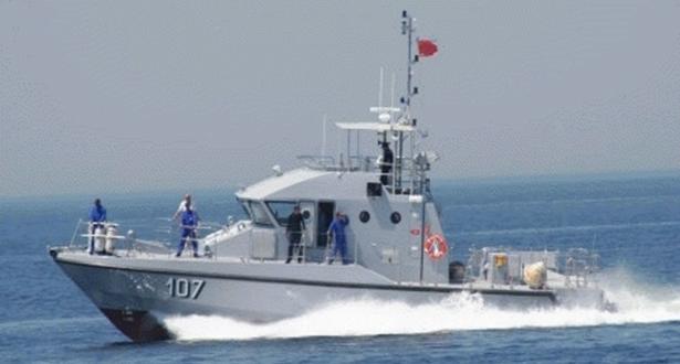 La Marine Royale, en opération en Méditerranée, porte secours à 249 Subsahariens candidats à la migration irrégulière