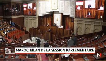 Maroc: bilan de la session parlementaire