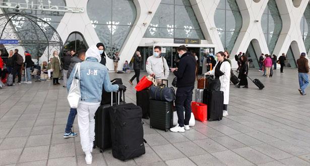 مغاربة العالم: بدء عمليات العودة إلى بلدان الإقامة وسط إجراءات عديدة فرضتها الجائحة