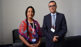 مباحثات مغربية إثيوبية بأبيدجان لتعزيز التعاون في مجال التشغيل والحماية الاجتماعية