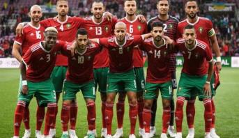 """رسميا.. ترتيب المنتخب المغربي في تصنيف """"فيفا"""" لشهر شتنبر"""