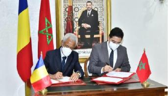 توقيع ست اتفاقيات للتعاون بين المغرب وتشاد
