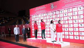 Jeux Africains-2019:  le tableau des médailles au terme de la 12ème journée