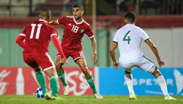 المنتخب الوطني للمحليين يعود بالتعادل من الجزائر