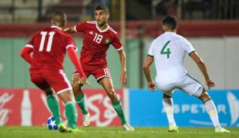 CHAN 2020: le Maroc et l'Algérie se neutralisent en match aller