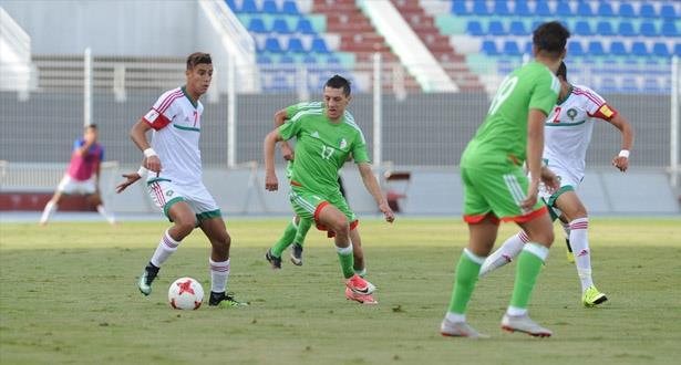 المنتخب الوطني لأقل من 23 سنة ينهزم وديا أمام نظيره الجزائري