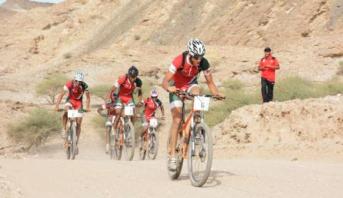 المغرب يحرز ميدالية خامسة في البطولة العربية للدراجات الجبلية بتونس