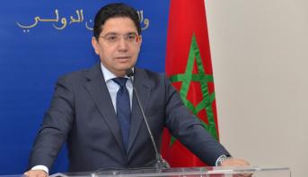 Bourita: le Maroc condamne la démolition par les autorités israéliennes des habitations de Palestiniens à Jérusalem-Est