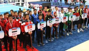 المنتخب المغربي للفتيان يشارك في البطولة العربية للملاكمة بالكويت