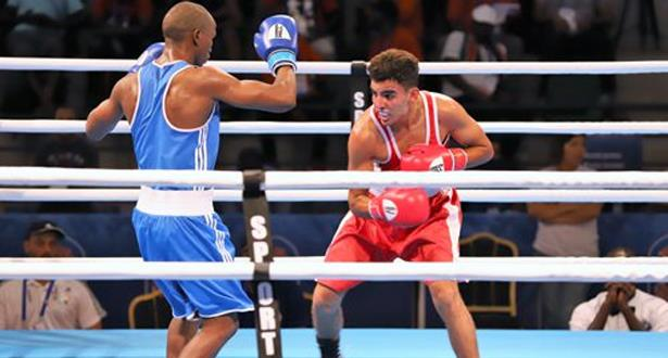 الألعاب الإفريقية .. الملاكمة المغربية تنهي المنافسات على منصة التتويج بانتزاعها ست ميداليات