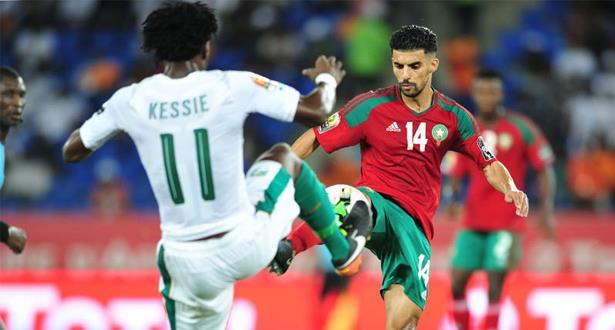 CAN 2019: un arbitre camerounais pour Maroc-Côte d'Ivoire